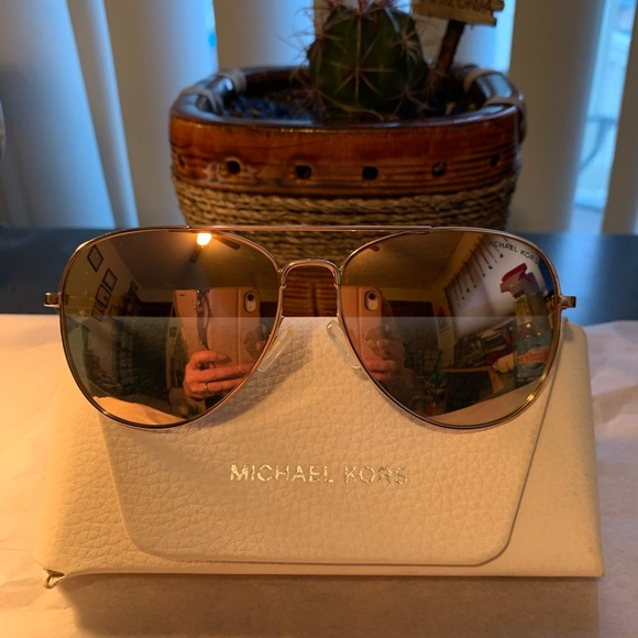 Michael Kors Accessories - AUTHENTIC MK SUNGLASSES